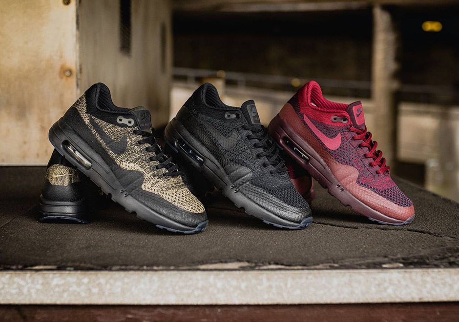 site réputé 87e02 fd09d Check Out New Colorways Of The Nike Air Max 1 Ultra Flyknit ...