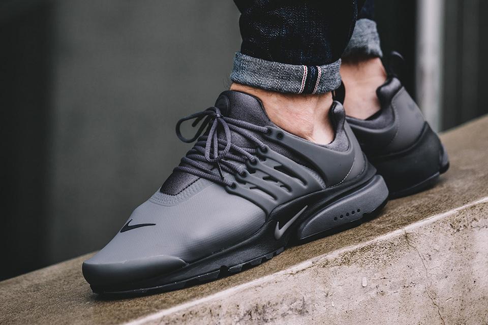 rozmiar 7 hurtownia online Całkiem nowy The Nike Air Presto Low Utility In Black & White ...