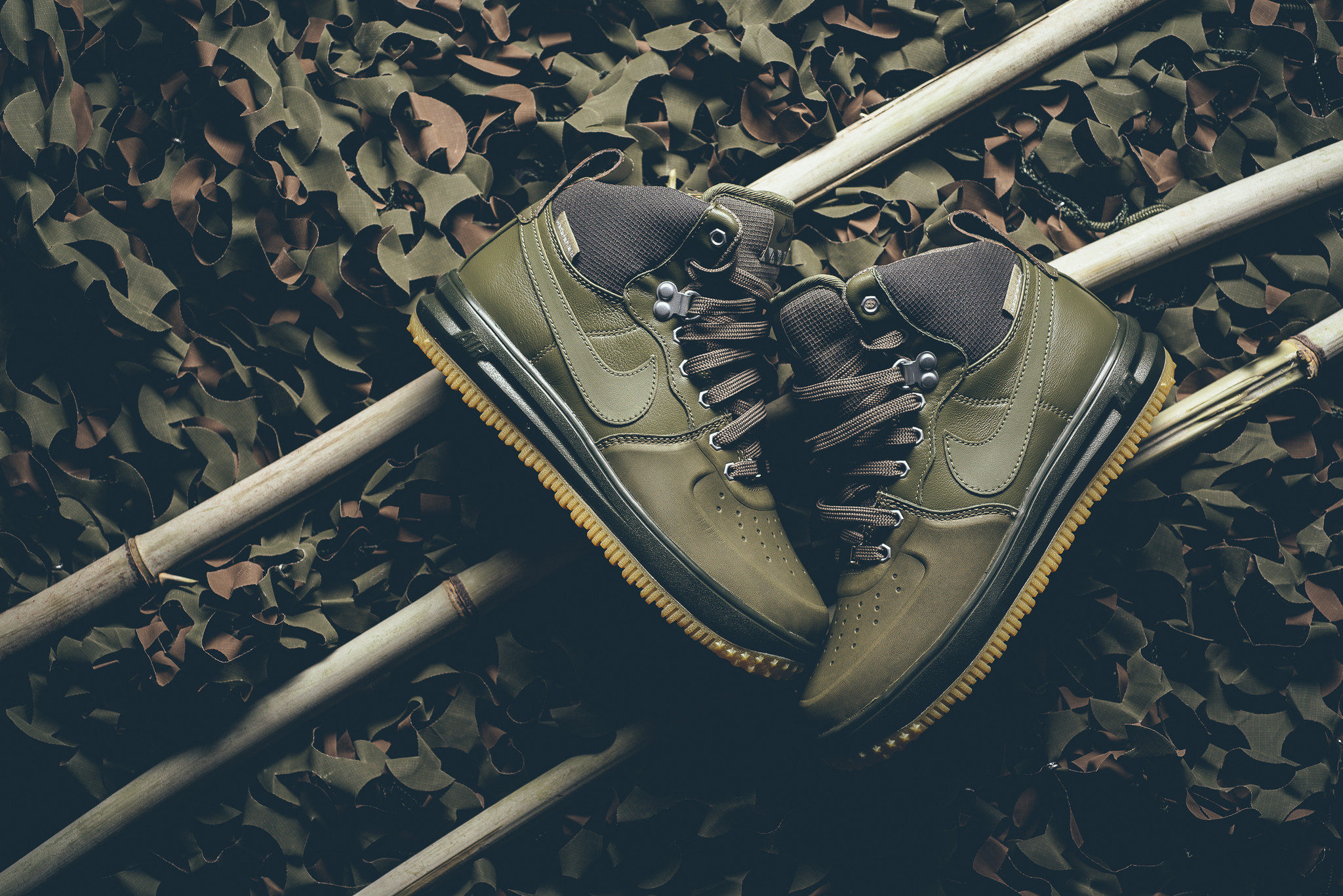 The Nike Lunar Force 1 Duckboot Is Also Available In GS