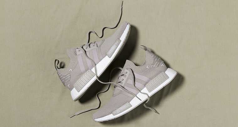 The adidas NMD R1 Vapour Grey Arrives