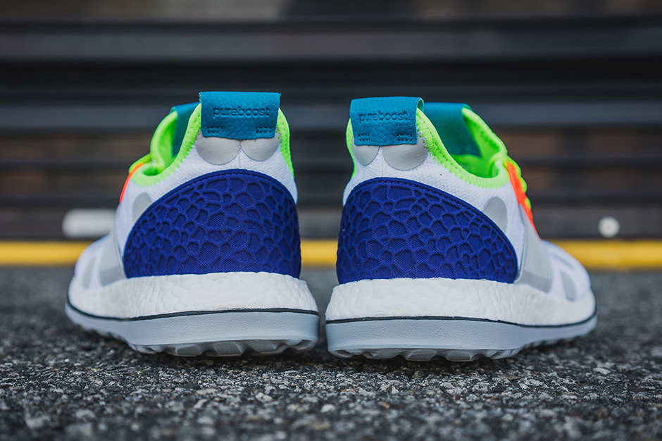 The kolor x adidas Boost Polka Dot Pack Is Now Available