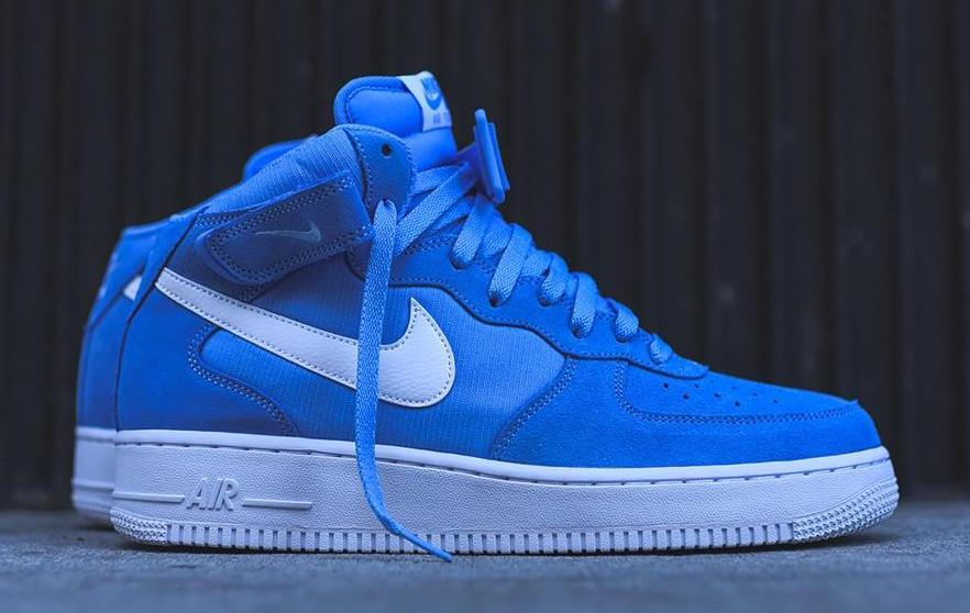 This Vibes Air Mid Nike University Blue Force On 1 Unc TPXulwOkiZ