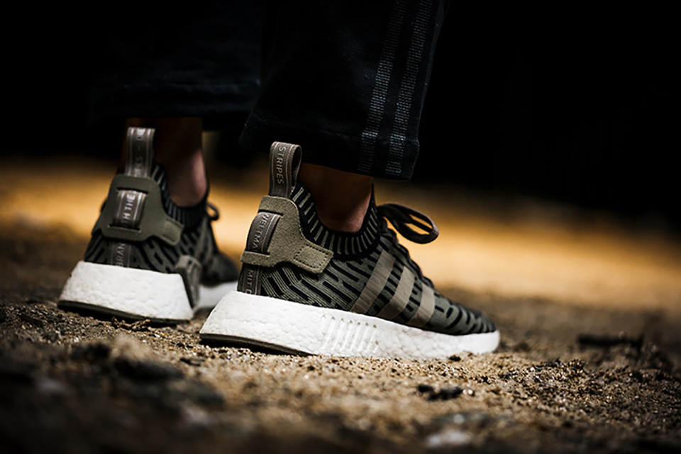 san francisco 01c20 c9e95 Here's An On-Feet Look At The Upcoming adidas NMD R2 ...