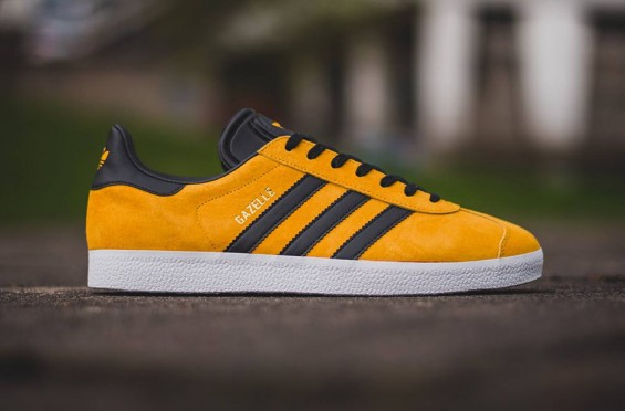 Collegiate Gold Covers The adidas