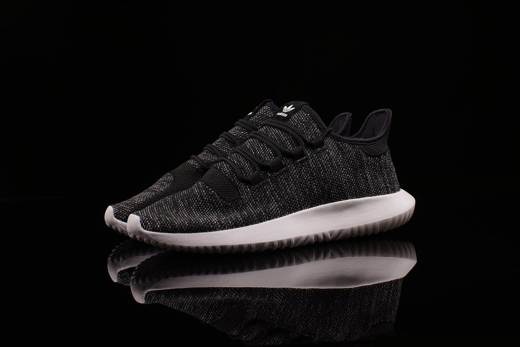 new style 6725c b2d16 The adidas Tubular Shadow Knit Also Comes In Black And White ...