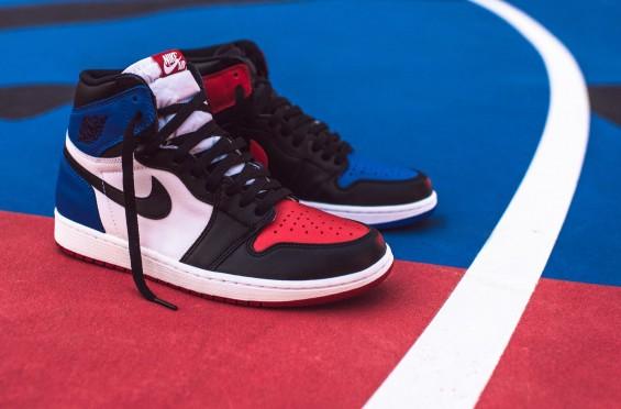 official photos bf134 95c27 Air Jordan 1 Retro High OG Top 3 • KicksOnFire.com