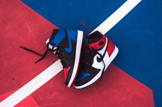 Air Jordan 1 Retro High OG Top 3 • KicksOnFire.com