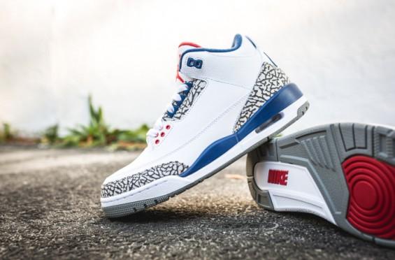 watch 38c13 555a7 Nike Air Jordan 3 OG 88 True Blue (Black Friday 2016 ...