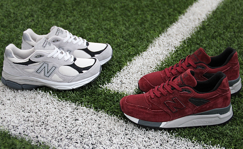 separation shoes 58ada 96e09 The Concepts x New Balance Varsity Weekend Pack Just ...