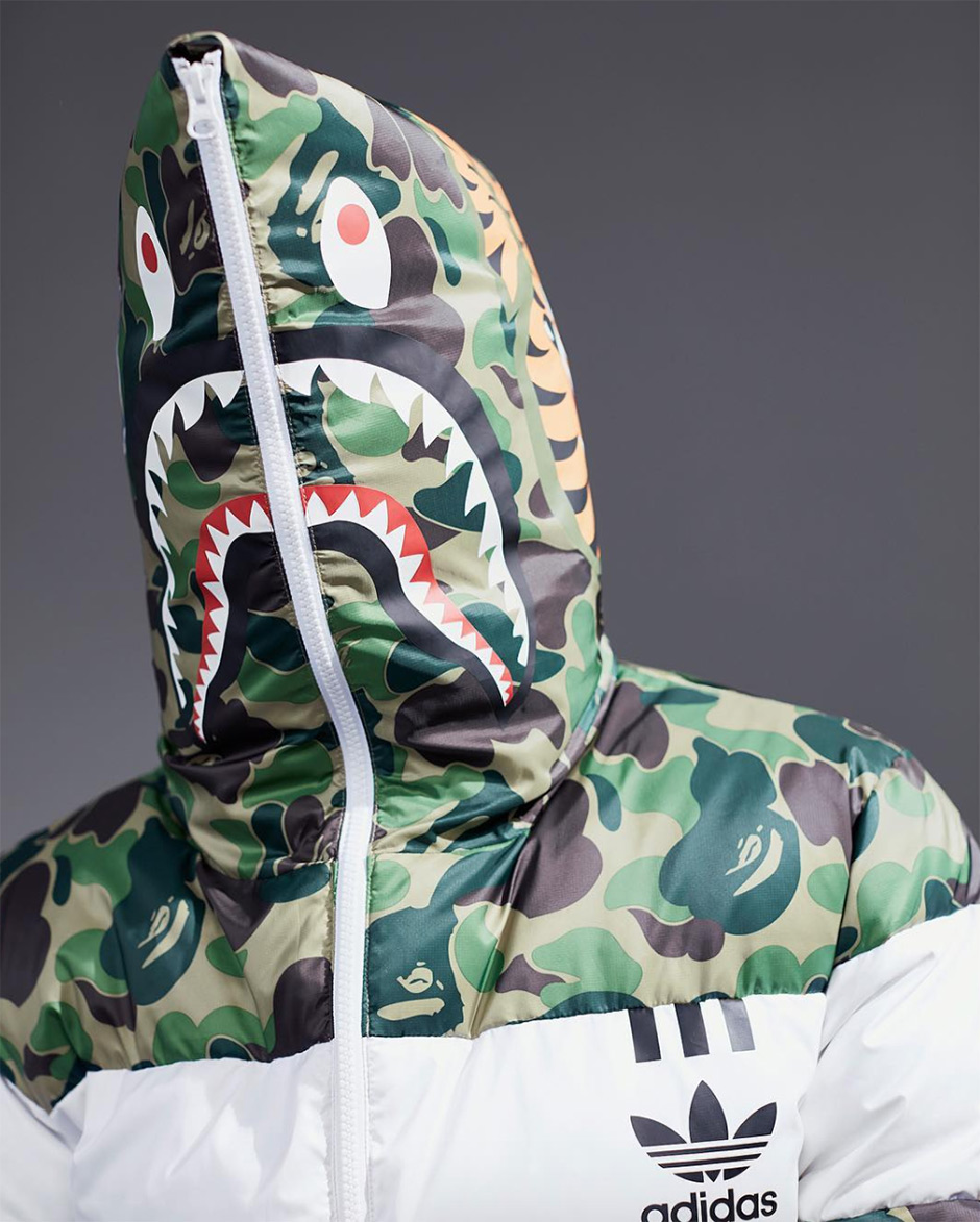 Here Is What To Expect From The Upcoming BAPE x adidas