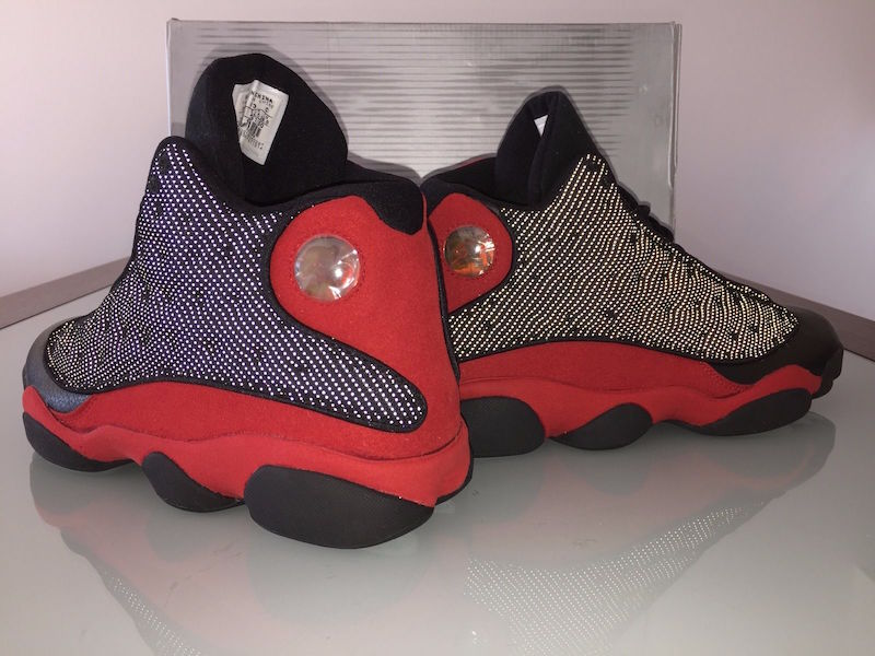 new concept a8282 48da0 The Air Jordan 13 BRED With 3M Is Also Reportedly Returning ...