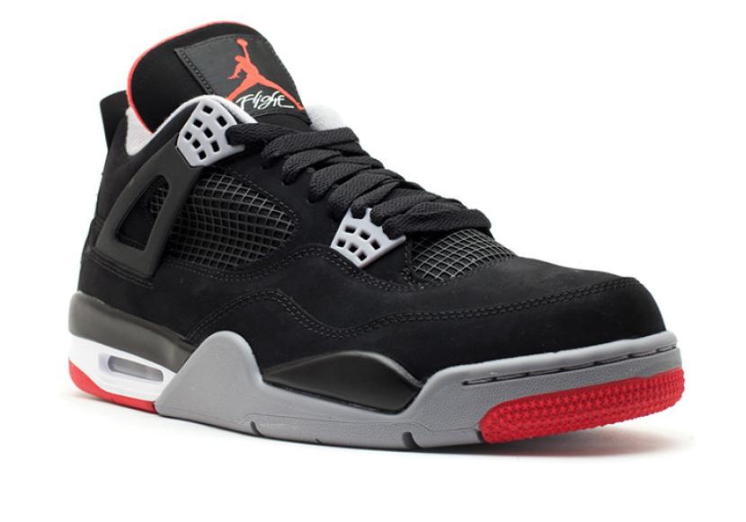 best loved c5879 e1594 The Air Jordan 4 Black Cement BRED Is Rumored To Return In 2017