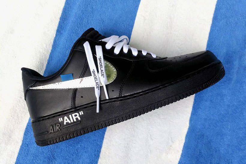 Another Off White x Nike Air Force 1 Low Is Revealed