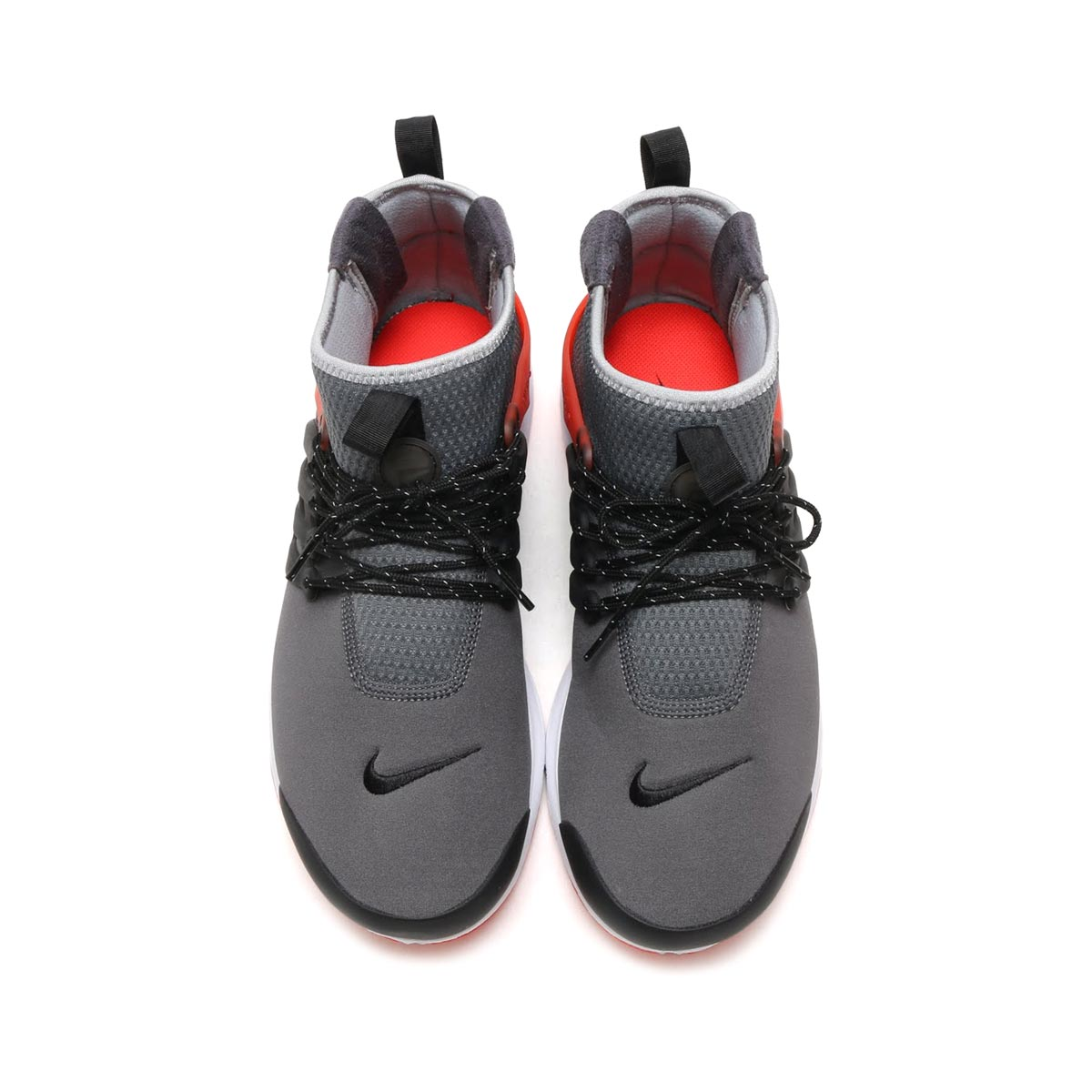 new styles f40d7 dc939 When Nike created the Nike Air Presto Mid Utility, they had Winter season  in mind. With Spring right around the corner, they modified the model to  make it ...