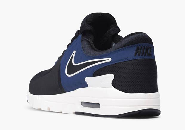 A Binary Blue Colorway Of The Nike Air Max Zero For Women