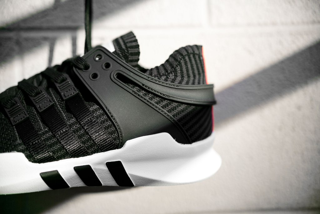 new arrival a5988 d3c07 Core Black And Turbo Red Take Care Of This adidas EQT ...