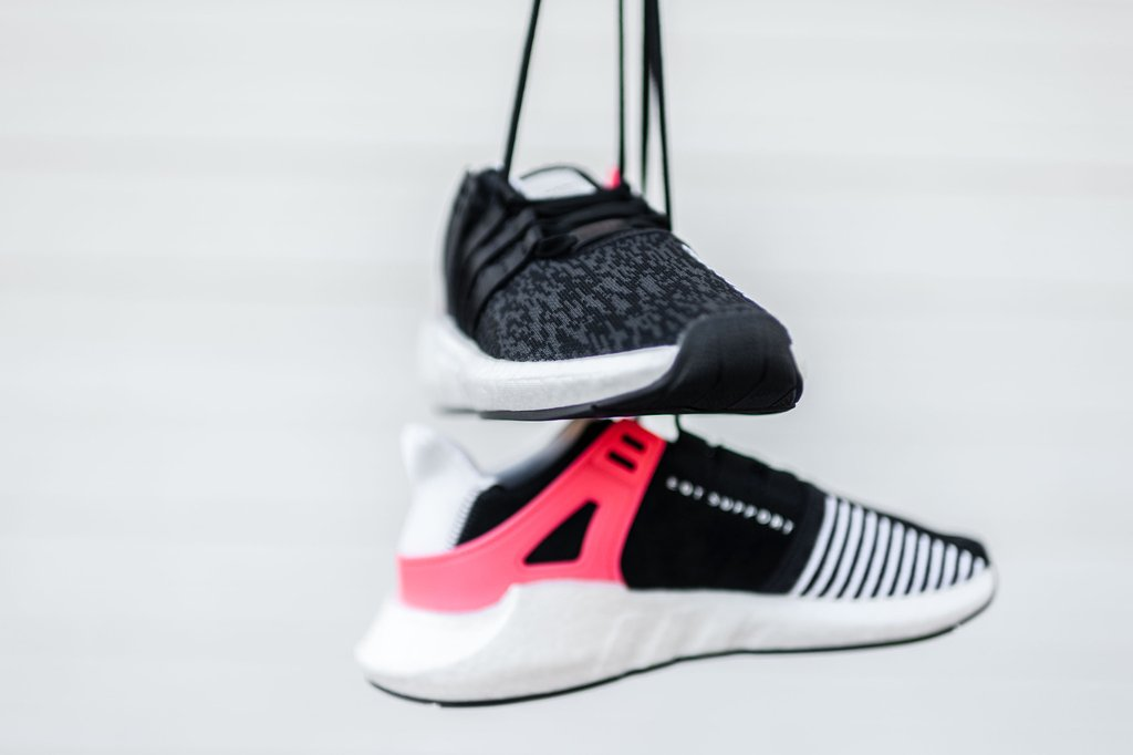 Who Picked Up A Pair Of The adidas EQT Support 9317 Turbo