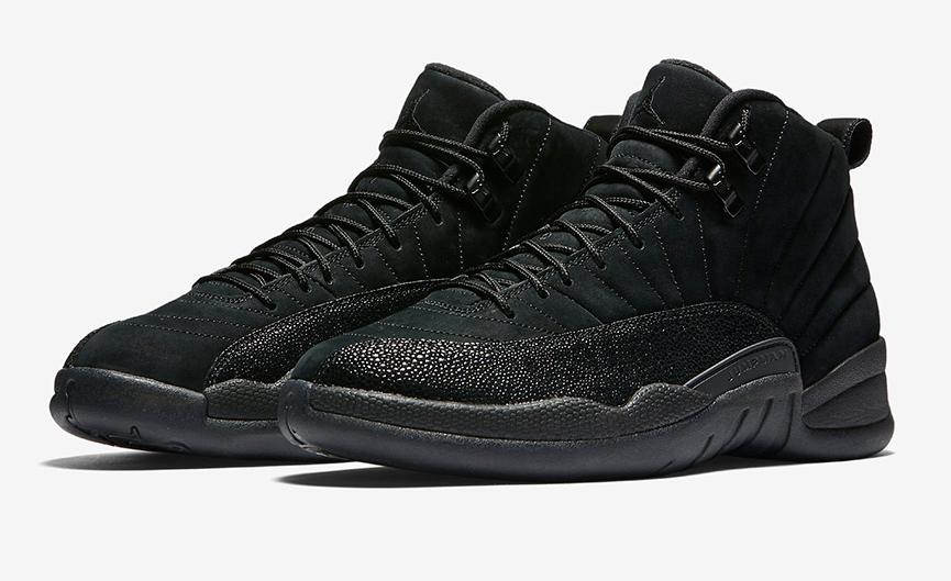 release date: db33d 7d294 Air Jordan 12 OVO Black • KicksOnFire.com