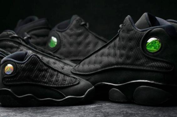 3d3870687d2 Air Jordan 13 Black Cat • KicksOnFire.com
