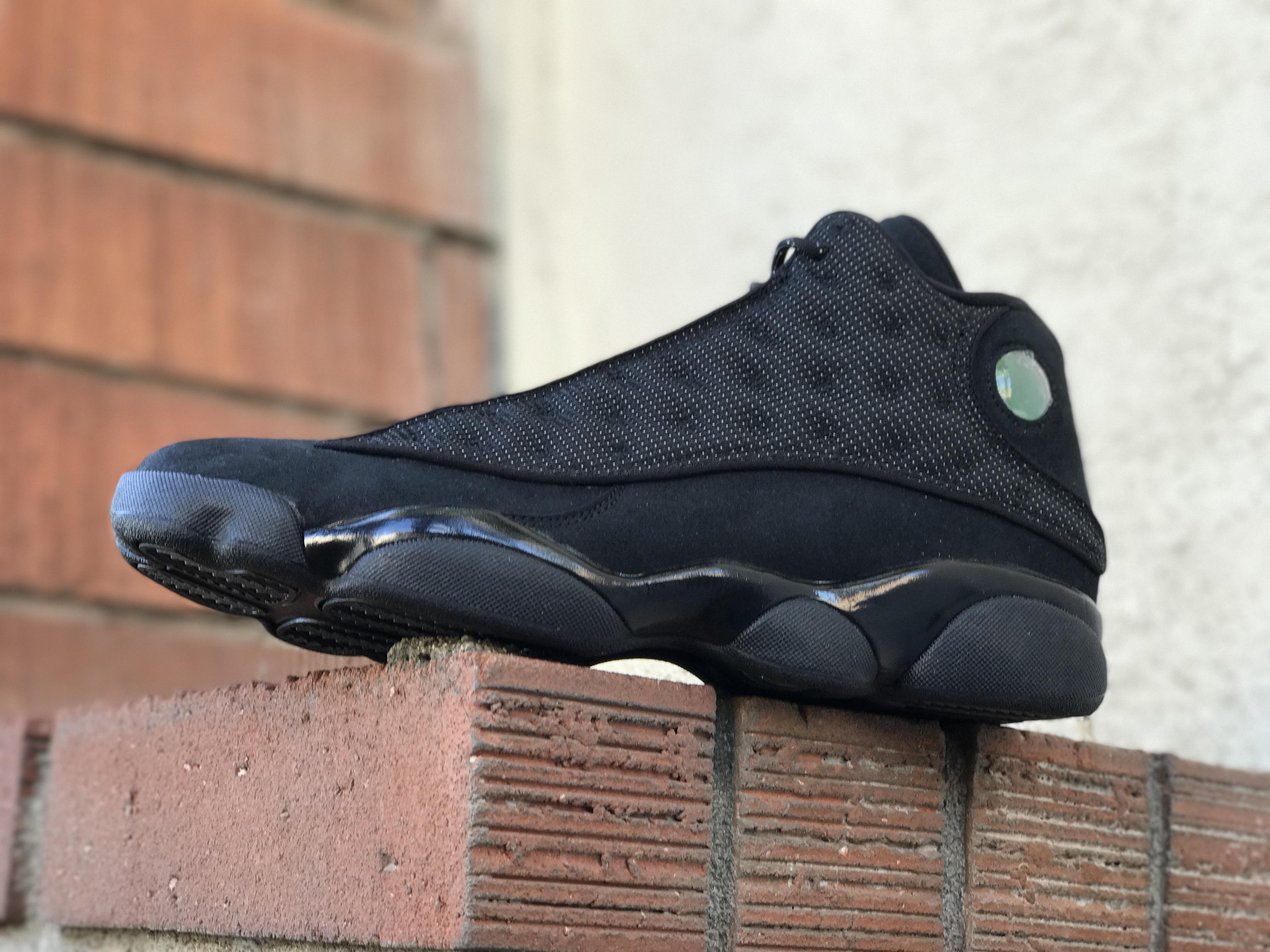 Air Jordan 13 Black Cat • KicksOnFire