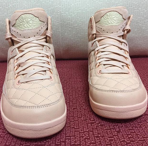 huge discount 0a457 5e97b Just Don x Air Jordan 2 Pink (Arctic Orange) • KicksOnFire.com