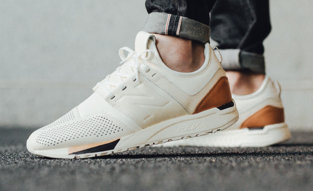 The Luxe New Balance 247 Is A Stylish Option • KicksOnFire.com