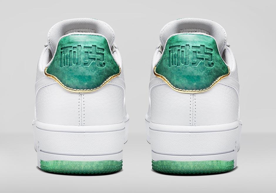 Chinese New Year Welcomes The Nike Air Force 1 Low Nai Ke