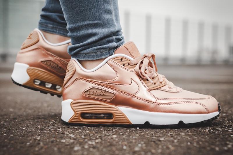 This Nike Air Max 90 Comes Covered In Cheetah Print • KicksOnFire.com