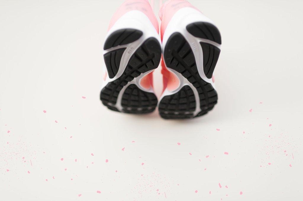 size 40 22b01 d4bb6 Bright Melon Covers This Women's Nike Air Presto ...
