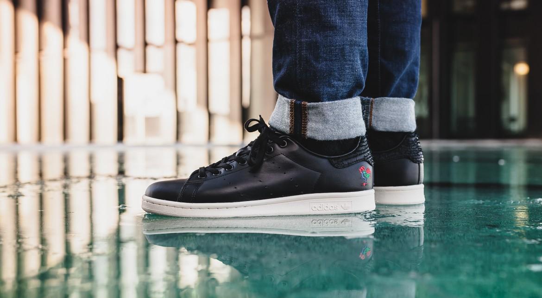 quality design 7c0f5 332e0 On-Feet Images Of The adidas Originals Stan Smith CNY ...