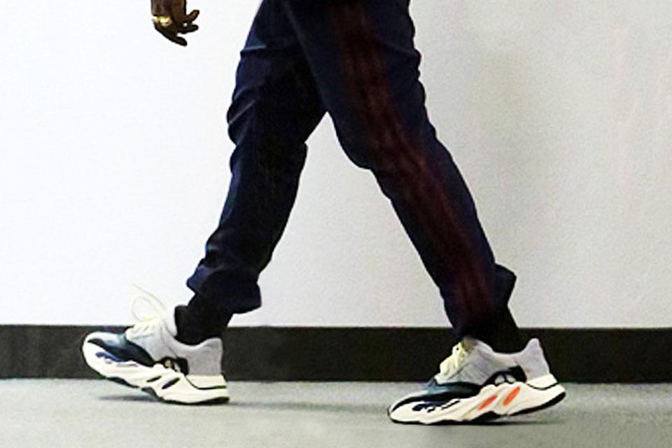 Was West Wearing New Yeezy Kanye Adidas A Model Spotted uOPkiTXZ