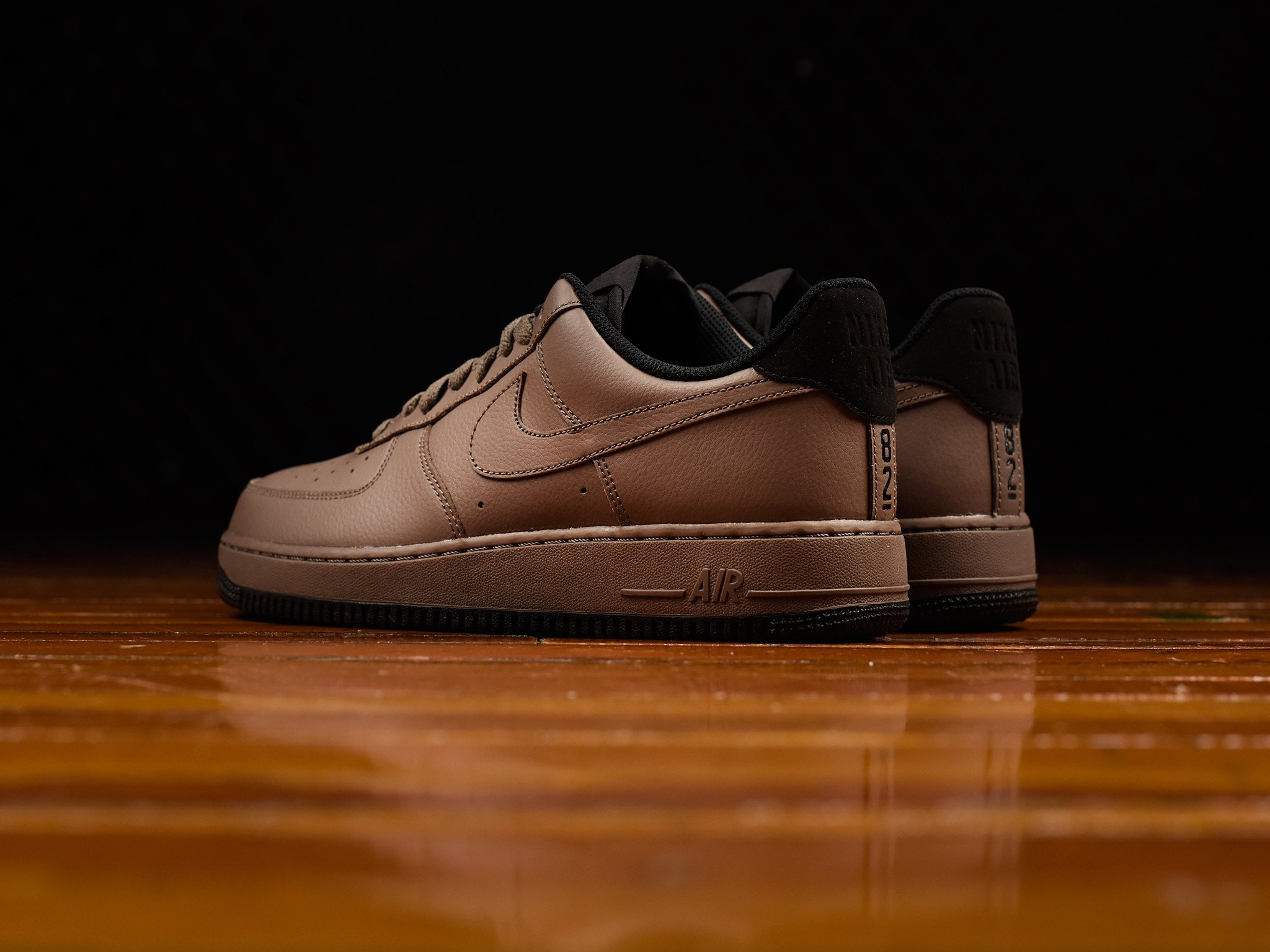 check out d0c05 60d64 The Nike Air Force 1 Low Dark Mushroom Is Up For Grabs