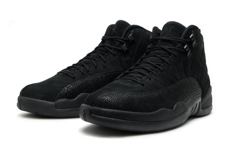 release date: d03b8 7a35c Air Jordan 12 OVO Black • KicksOnFire.com