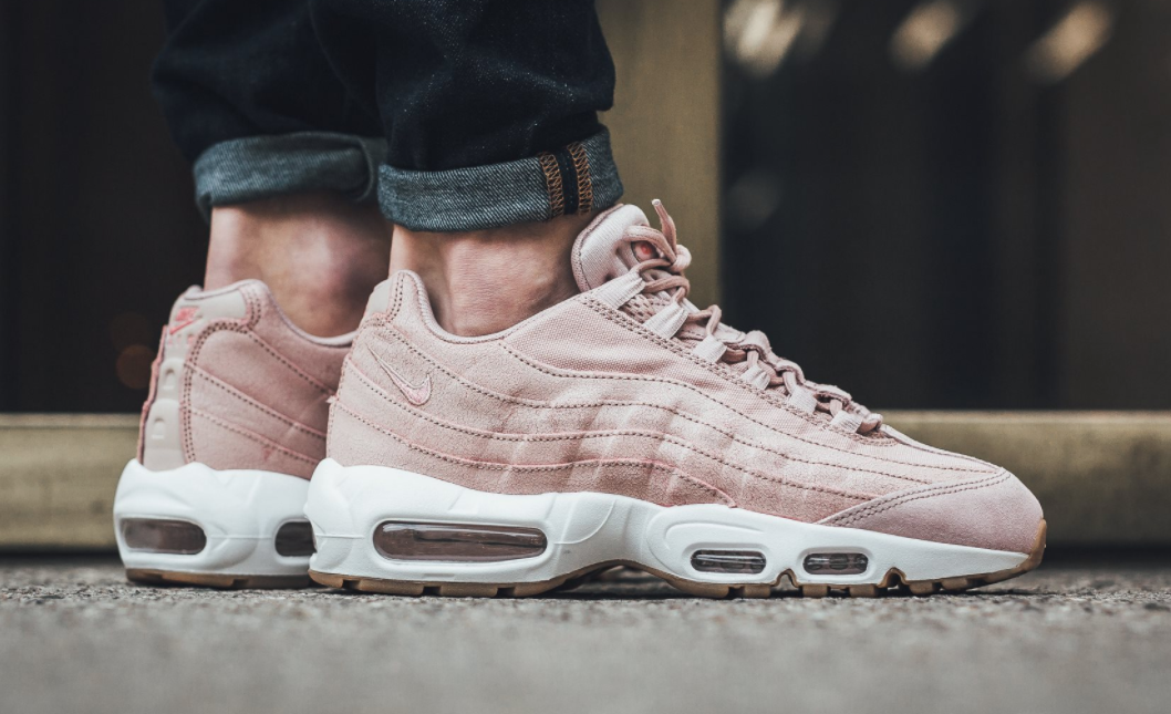 super popular 3ec4e 34b5b Pink Oxford Drapes The Next Nike Air Max 95 Premium