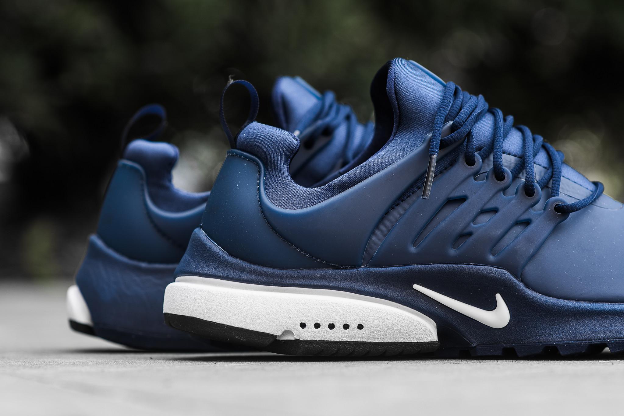 najlepiej sprzedający się największa zniżka jak kupić The Nike Air Presto Low Utility Is Covered In Binary Blue ...