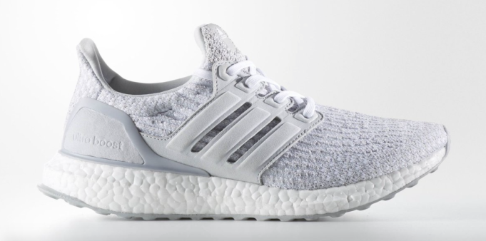 size 40 9b43d 8211e Reigning Champ x adidas Ultra Boost 3.0 Clear Grey ...