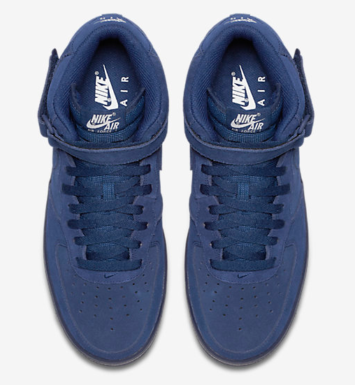 Force Air The Mid Released Binary Just Blue Nike 1 rxBdCWoe