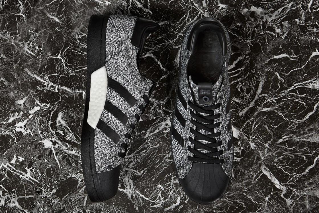 Adidas: Primeknit Superstar Boost [Grey] </div>             </div>   </div>       </div>     <div class=