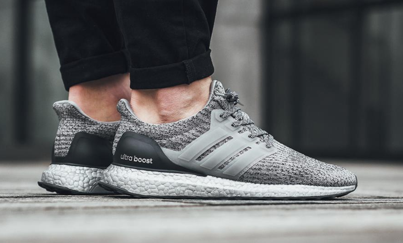 The adidas Ultra Boost 3.0 Silver Is Releasing Again