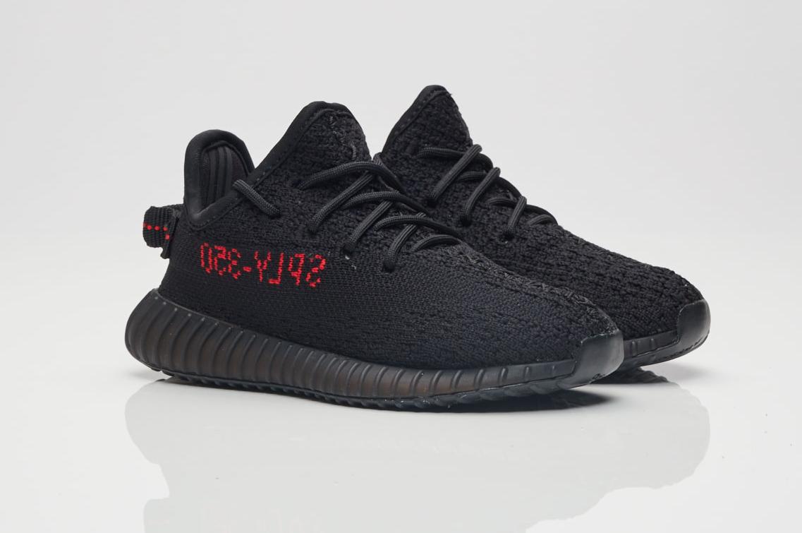best service b8b91 b78f6 adidas Yeezy Boost 350 v2 Black Red • KicksOnFire.com