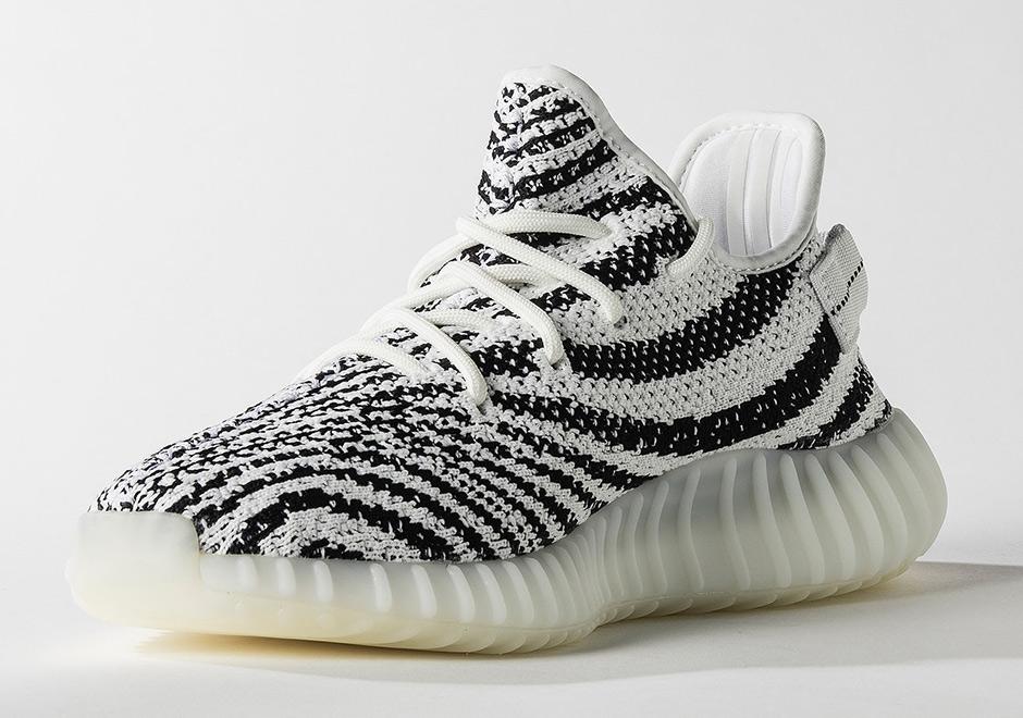 sale retailer ab988 4cb2d adidas Yeezy Boost 350 v2 Zebra • KicksOnFire.com