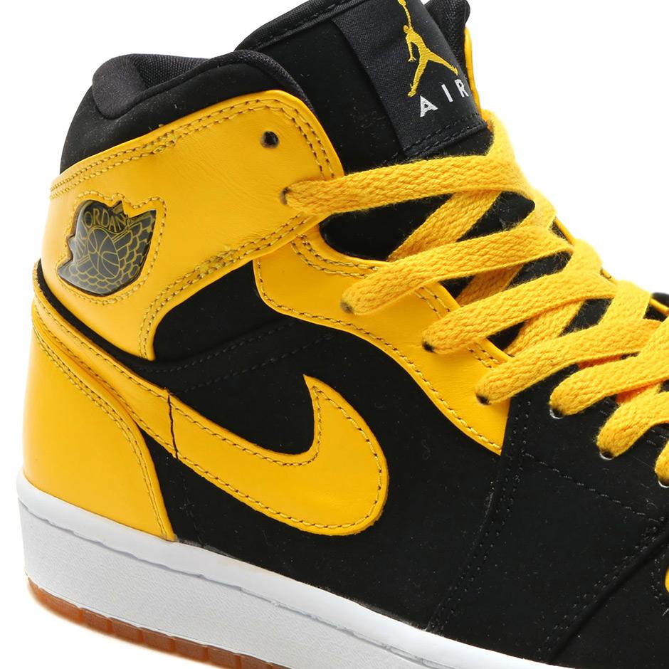 designer fashion 90d8b d5dd6 Air Jordan 1 Mid New Love 2017 • KicksOnFire.com