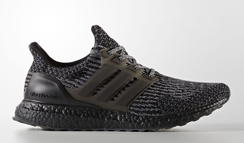 This adidas Ultra Boost 3.0 In Black