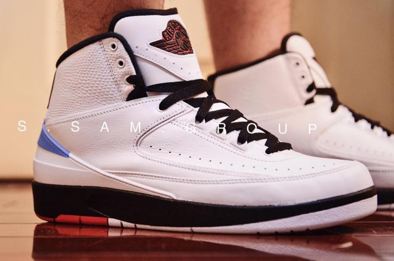 sale retailer 02c09 bb841 Air Jordan 2 Alumni • KicksOnFire.com