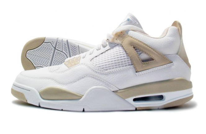 Look Out For The Air Jordan 4 Sand Later This Year • KicksOnFire.com
