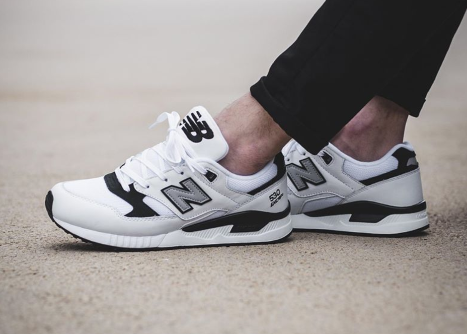 new style ff4f2 497a2 A Classic Makeover On The Latest New Balance 530 ...