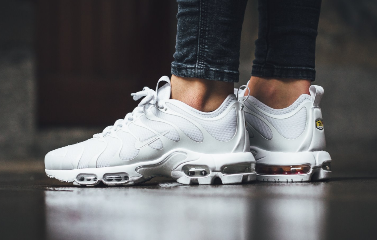 The Cleanest Nike Air Max Plus TN Ultra Yet •