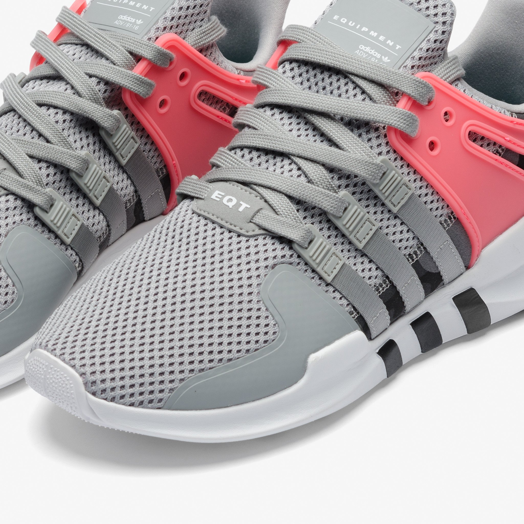 The adidas EQT Support ADV In Grey And