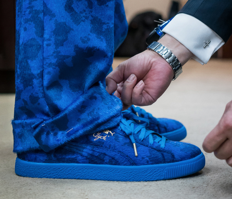promo code d2ac6 ca2e4 The Packer Shoes x Puma Clyde Cow Suits Has A Release Date ...