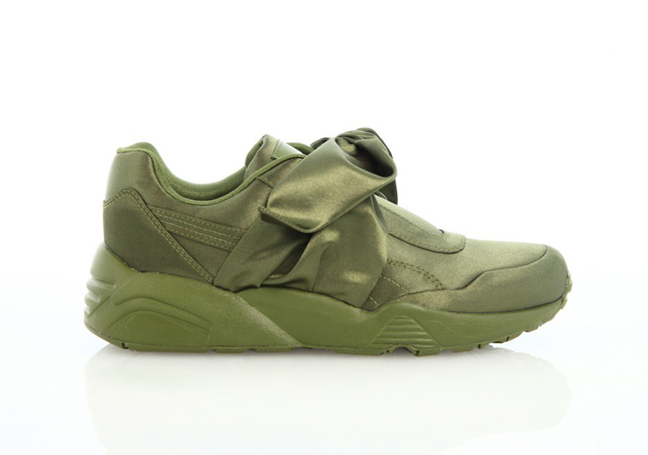 cheap for discount 8bb41 a7237 More Info On The Upcoming Rihanna x Puma Fenty Bow ...